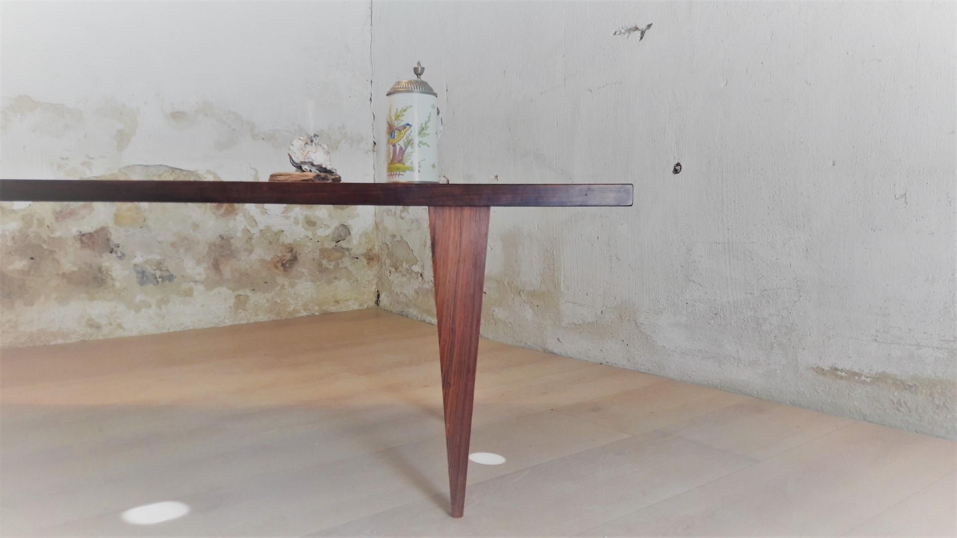 palissander salontafel