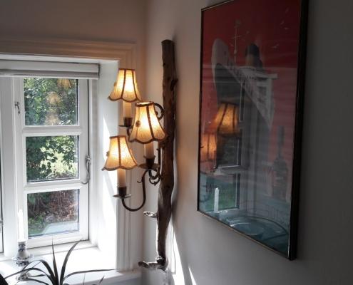 drijfhout wandlampje/3
