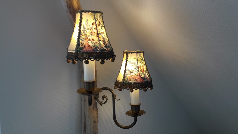 drijfhout wandlampje/2