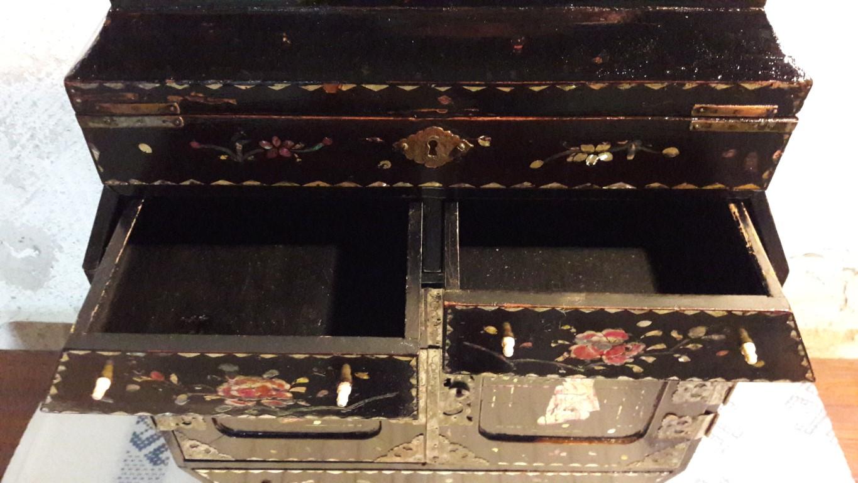 chinees sieradenkastje
